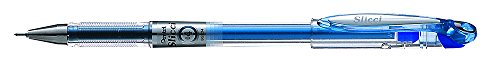 Pentel BG204 Roller Gel Slicci, Blu