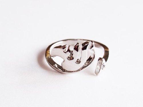Tail! Ring Madoushi guild Fairy Tail guild emblem Natsu fairy ring (japan import)
