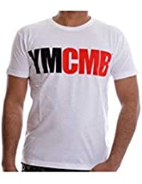 Ymcmb - Tee shirt Ymcmb adulte blanc - Xs,s,m,l,xl,xxl