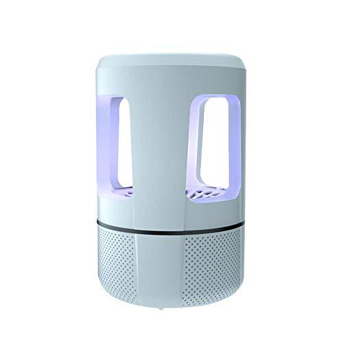 Rich-home Lámpara para Matar Mosquitos, lámpara para Mosquitos fotocatalizador LED, lámpara de Captura...