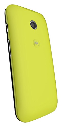 Motorola Schutzhülle für Moto E limettengrün Motorola Battery Door