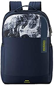 American Tourister Spin 49 cms Navy Laptop Backpack (FS0 (0) 41 002)