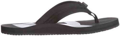 DC Shoes Central Mens Sandal D0303049 Herren Sandalen/Zehentrenner Schwarz/BLKD