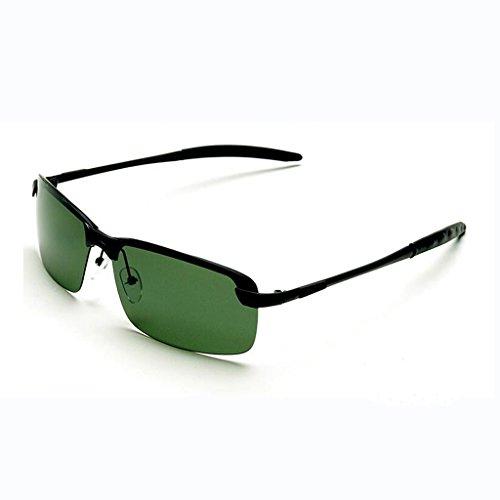 SUNGLASSES GJY Männer Polarisierte Sonnenbrille, Augenschutz UV400