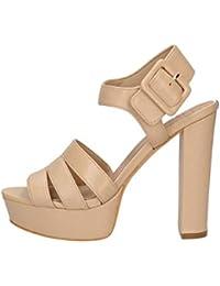 Mujer De Vestir Amazon Para Sandalias Zapatos esGuess 35 XZkiuP