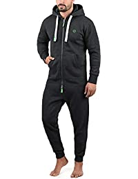 !Solid Benn Mono Chándal Tipo Jumpsuit Onesie para Hombre
