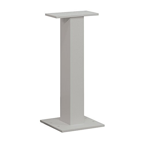 salsbury-industries-3395gry-replacement-pedestal-for-cbu-number-3308-and-cbu-number-3312-gray-by-sal