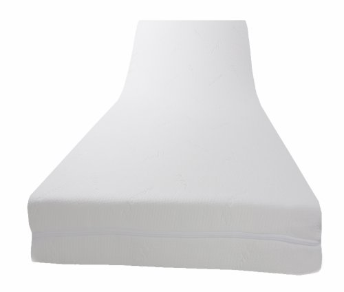 Dibapur® - Platinum VISCO Topper mit medicott® Bezug - Viscoelastische Matratzenauflage (H3 medicott 140x190x8)