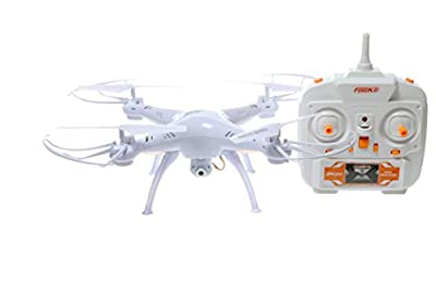 Vision 4-Axis Aircraft Series Aerial Drone Quadcopter 2.4G R/C Drone with 3 megapixel camera from Vision