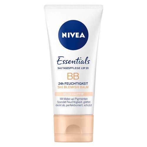 NIVEA VISAGE BB Cream hell 50 ml Creme