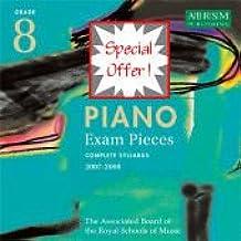 Piano Exam Pieces 2007-2008: Grade 8