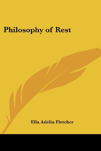 Philosophy of Rest
