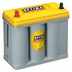 Optima Yellow Top YT R 2,7 BCI D51R 12V 38AH Batterie (Auto Top Batterie Yellow)