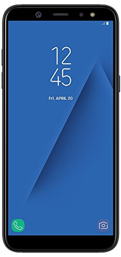 Samsung Galaxy A6 (Black, 4GB RAM, 64GB Storage) with Offers