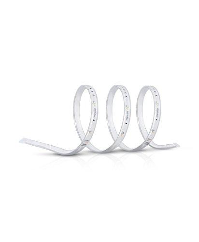 Osram Smart+ Flex, LED-Streifen 3 x 60 cm Länge, Dimmbar, warmweiß bis tageslicht 2000K - 6500K und Farbsteuerung RGB