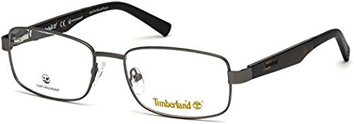 Timberland TB1577 Eyeglasses 009 Matte Gunmetal 58-17-145