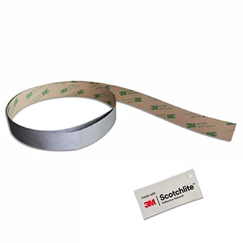 Salzmann 3M Reflektierende Aufkleber/Sticker, ausgestattet mit 3M Scotchlite