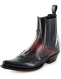 Sendra Boots 9396 - Botas De Vaquero de cuero unisex