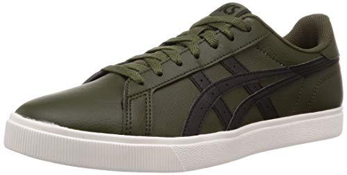 Asics Classic CT, Zapatos de Baloncesto para Hombre, Verde (Olive Canvas/Black 300), 46.5 EU