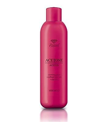 Semilac Cosmetic Acetone, 1000 ml