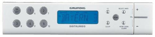 Grundig Sonoclock 691 DAB+ Küchenunterbauradio
