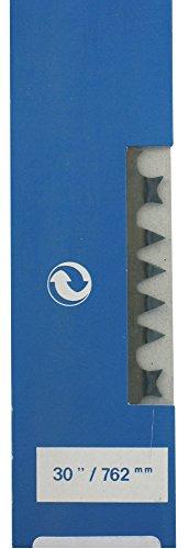 Lame de scie à bûches Outibat - Denture américaine - Longueur 760 mm