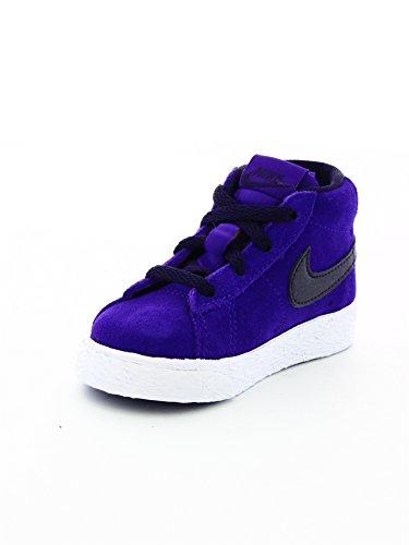 Nike - Nike Blazer Mid Vintage (TD) Sneaker Lila Leder 549551 Lila