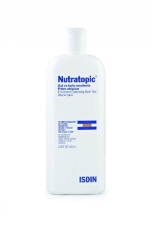 NUTRATOPIC GEL DETERGENTE400ML