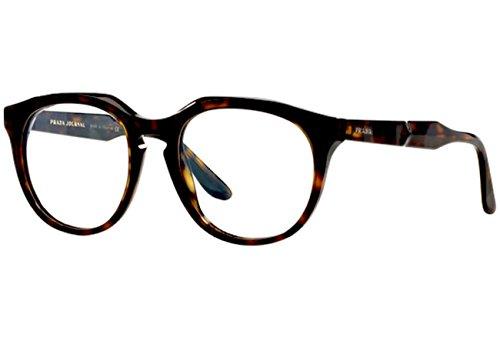 Prada Für Frau 13s Tortoise Kunststoffgestell Brillen, 50mm