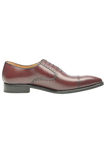 SHOEPASSION.com - N° 351 Bordeaux