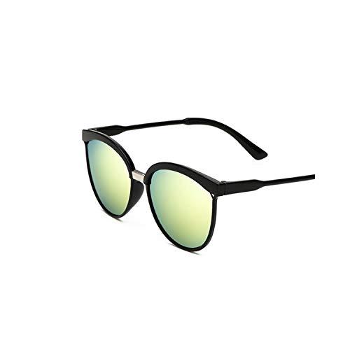 Sport-Sonnenbrillen, Vintage Sonnenbrillen, New Fashion Cute Sexy Ladies Cat Eye Sunglasses Women Vintage Brand Small Black Sun Glasses Female Oculos De Sol UV400 Gold