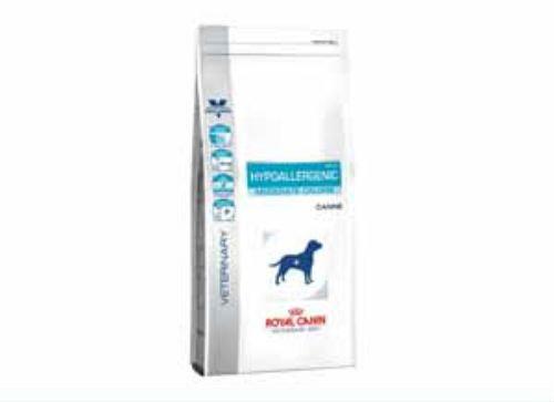 Royal Canin hypoallergénique calories modérée Clinique canine de croquettes pour chien 14kg
