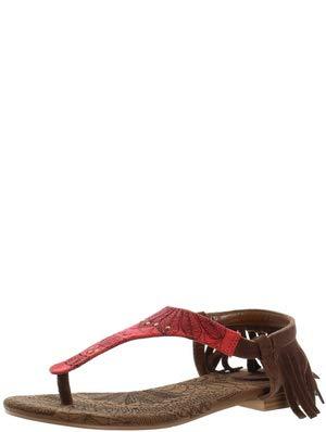 DESIGUAL Shoes_Lupita_Lottie Sandalias Mujeres Marrón - 36 - Sandalias