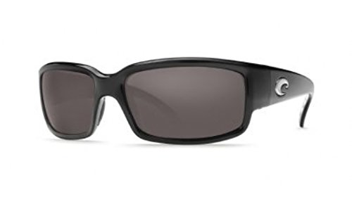 Costa Del Mar Caballito Sunglasses - Black Frames - Gray COSTA 580P Lens