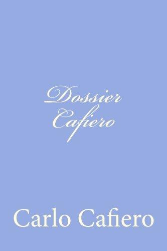 Dossier Cafiero
