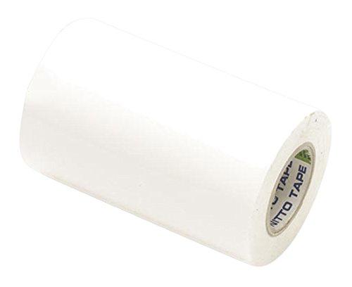 Nitto 1047-B Isolierband, 100 mm x 10 m, Abmessungen, Weiß