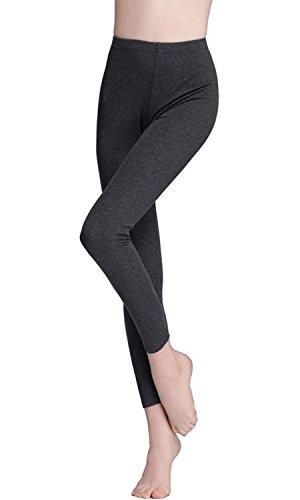 Vinconie Thermohose Damen Unterrock Hose Wanderhose Leggings Damen Baumwolle