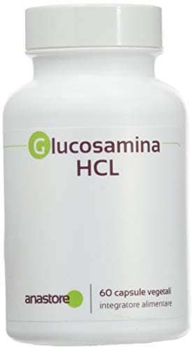 GLUCOSAMINA HCL * 500 mg / 60 capsule * Antinfiammatorio, Articolazioni (infiammazione) * 100{a5a0986092b5b2c3ae48708b53cf56904c5b6f5b6b891dc60d86129acb945cd9} soddisfatti o rimborsati * Fabbricato in Francia
