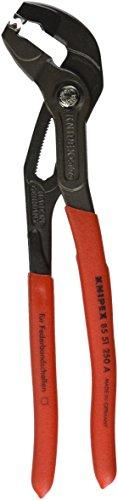 Preisvergleich Produktbild Knipex 85 51 250 A SB Federbandschellen-Zange Länge: 305 mm Multi