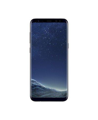 Samsung G950 Galaxy S8 Smartphone, Memoria Interna da 64 GB, Marchio TIM, Nero [Italia]
