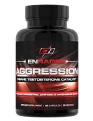Aggression Catalyseur De Testostérone Incroyable 90 Capsules