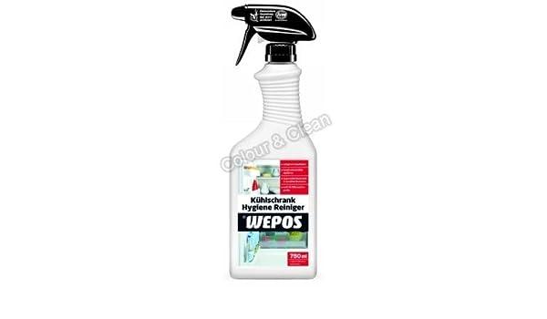 Kühlschrank Hygiene : Wepos kühlschrank hygiene reiniger ml amazon baumarkt