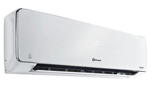 Bauknecht Split-Klimagerät SPIW312A3BK, Energieeffizienzklasse A+++, Premium Design