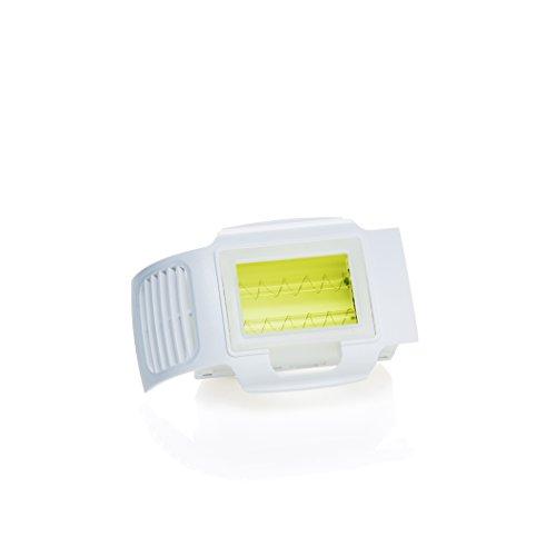 Silk'n Sensepil Cartridge, Cartucho de repuesto profesional, Para depiladoras Sensepil, Pro, Curamed, 1.500 pulsaciones de luz, Blanco, PRR15PEU001