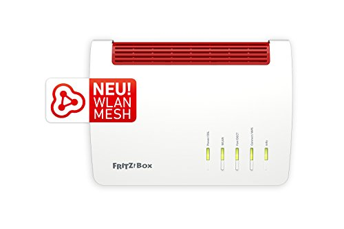 AVM FRITZ!Box 7590 High-End WLAN AC + N Router - 5