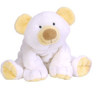 Ty Pluffies - Cloud the Polar Bear [Toy] by Ty Pluffies