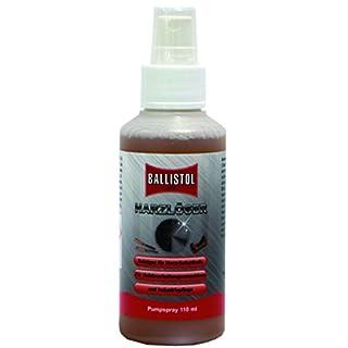 Ballistol 82186 Resin Removal Pump Spray, 100 ml - Red/white