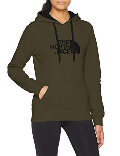 486a3426f1 THE NORTH FACE Women's Drew Peak Hoodie, New Taupe Green, ...