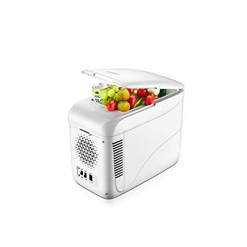 Nevera Portatil Electrica Nevera Portatil Pequeña 9L Mini Refrigerador Frigorífico Para Coche...