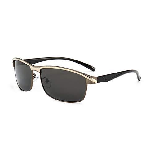 Herren sonnenbrillen Polarisierte Sonnenbrillen.Sonnenbrillen.Sport Polarisierte Sonnenbrillen.Männer Polarisierte Sport-Sonnenbrillen.Sonnenbrillen zum Laufen Radfahren Angeln Golf. ( Color : Gold )